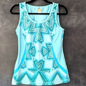 LUCY | Sleeveless Athletic Fitness Yoga Tank Top